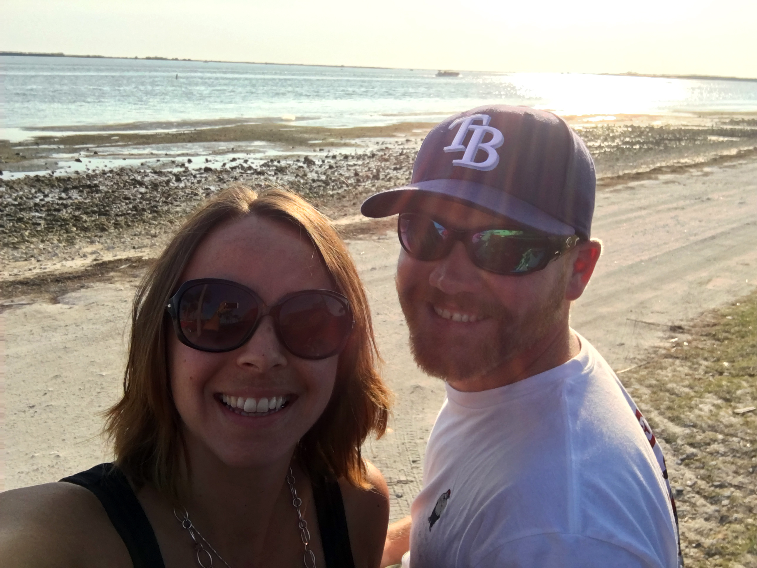 Amber Irwin social media goddess and her husband