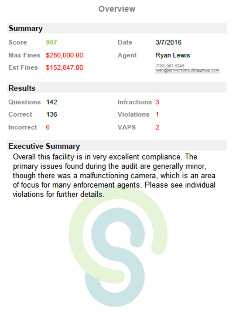 cannabis software - marijuana dispensary software compliance audit tool