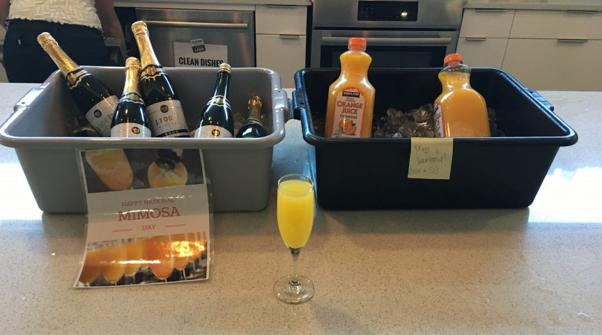 national mimosa day photo