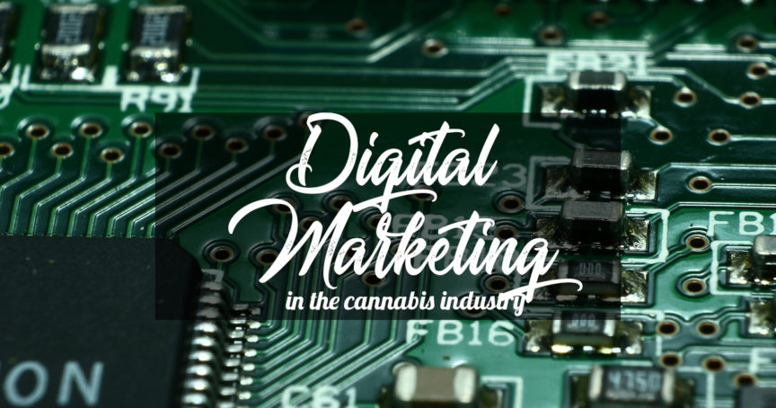 Digital Marketing in the Cannabis Industry