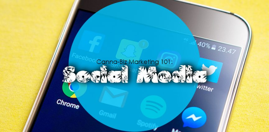 Canna-Biz Marketing 101: Social Media