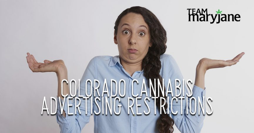A Guide to Colorado Cannabis Advertising Restrictions