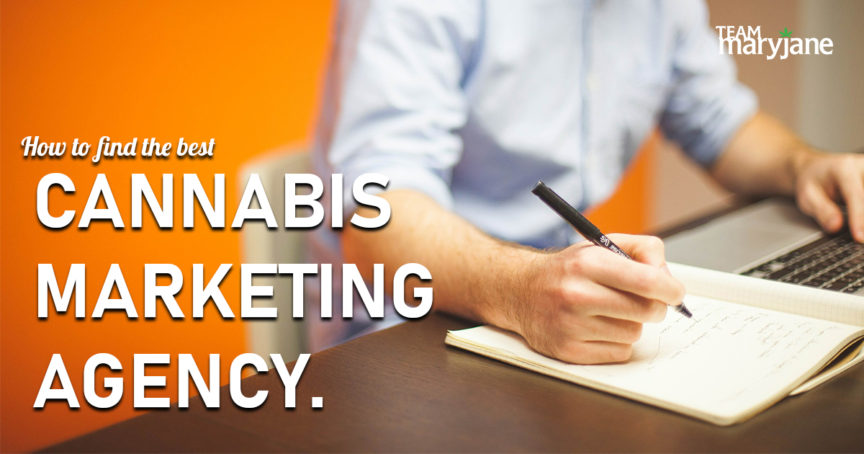 4 Tips for Finding the Best Cannabis Marketing Agency for Your Business