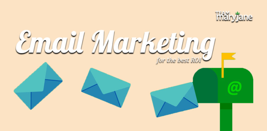 Want a Better ROI? Utilize Email Marketing!