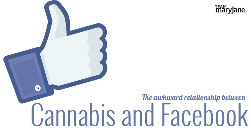 The Awkward Relationship Between the Cannabis Industry and Facebook