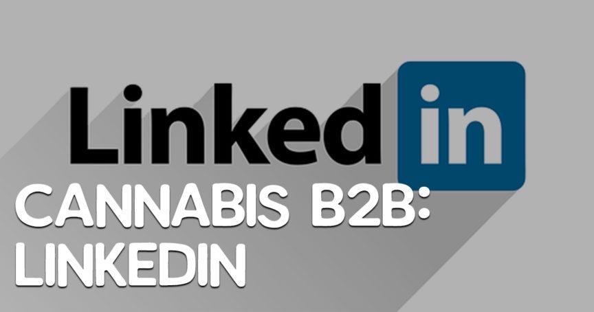 B2B Cannabis LinkedIn