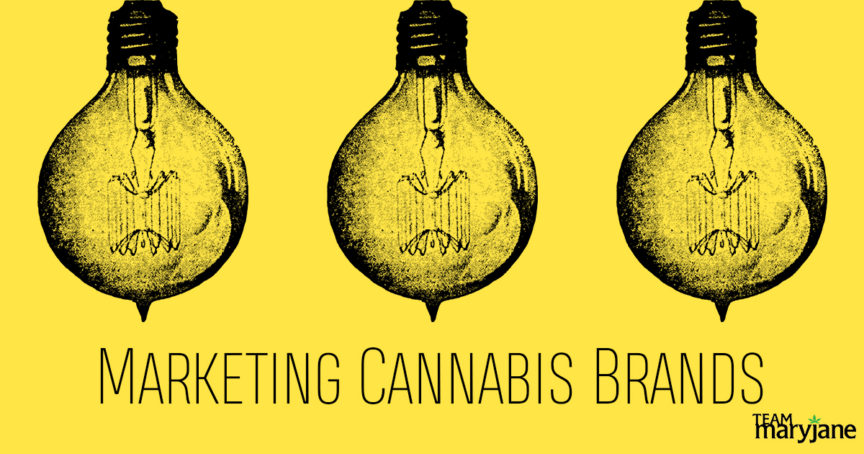 Marketing Cannabis Brands