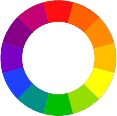 Cannabis Design: Contrasting Colors with a Color Wheel