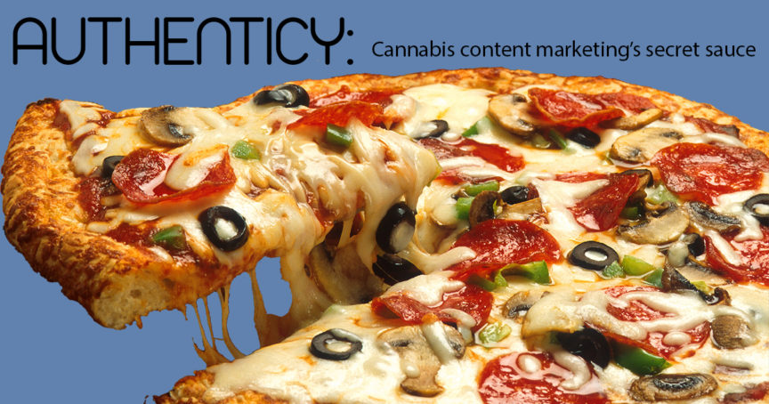 Content Marketing's Secret Sauce: Authenticity